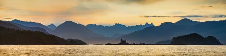 West Coast Sunrise 1:4