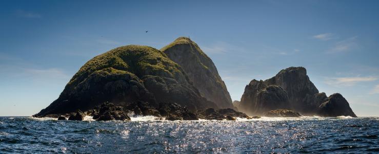 solander island in british columbia